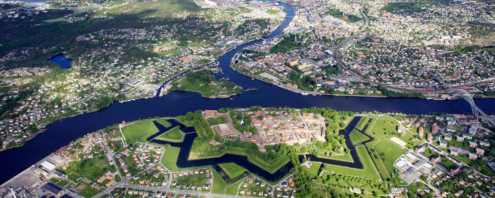 Sarpsborg, Fredrikstad og Halden