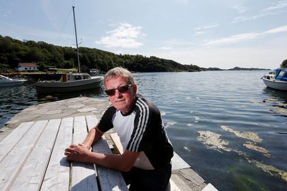 Oddvar Waage forteller om sine opplevelser som brystkreftsyk.