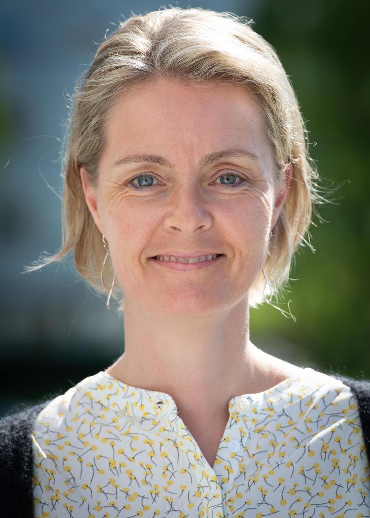 Kjersti Tjensvoll, forsker ved avdeling blod- og kreftsykdommer og leder for SUS-delen av studien.