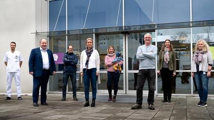 Forskere har fått tildelt midler fra forskningsprogram i EU for å forske på livskvaliteten til brystkreftpasienter. Foto: Svein Lunde, SUS.