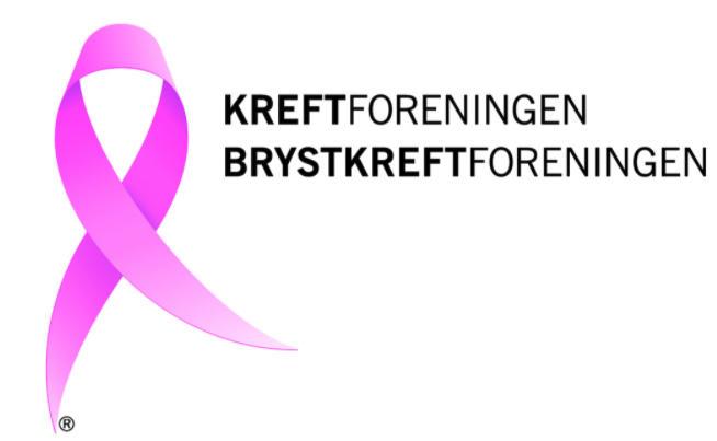 Rosa sløyfe, Brystkreftforeningen