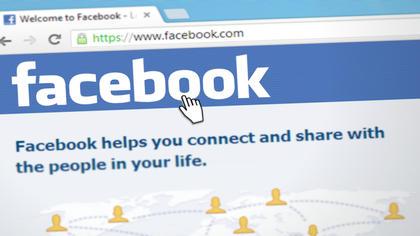 facebook innsamling