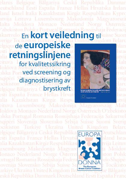 kvalitetssikring ved screening og diagnostisering