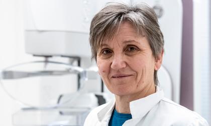 Solveig Hofvind, Mammografiprogrammet