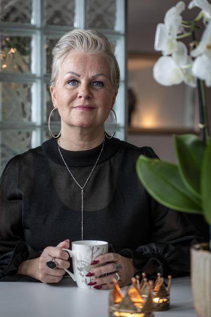 Ann Christin Ellefskås, kreftfri på fjerde året