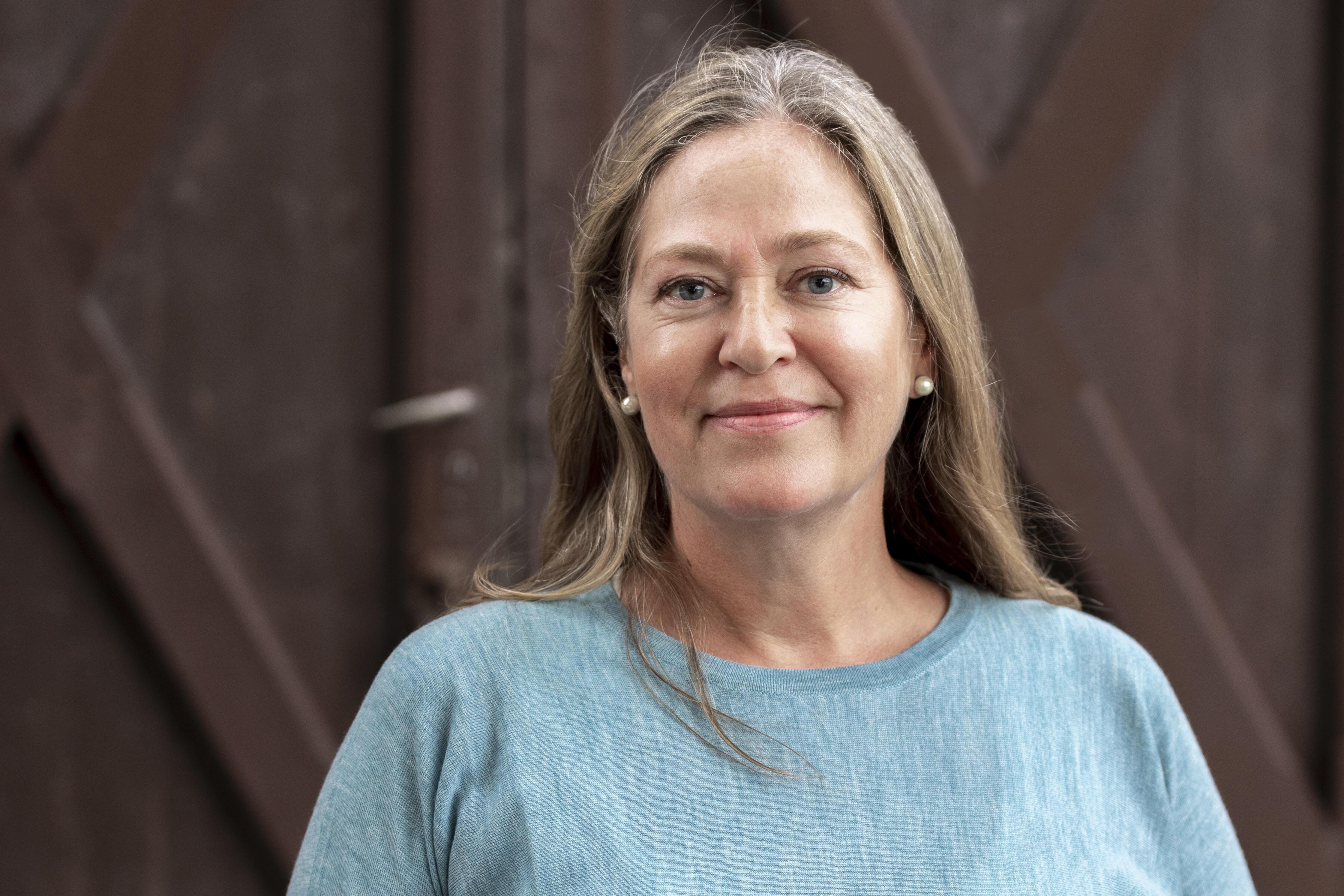 Camilla Skare er ny daglig leder.